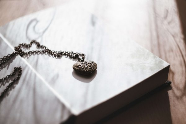 Photo of heart locket