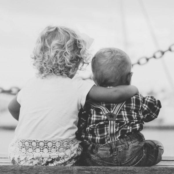 Loving family relationships
